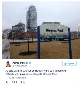 BRT - Annie Poulin